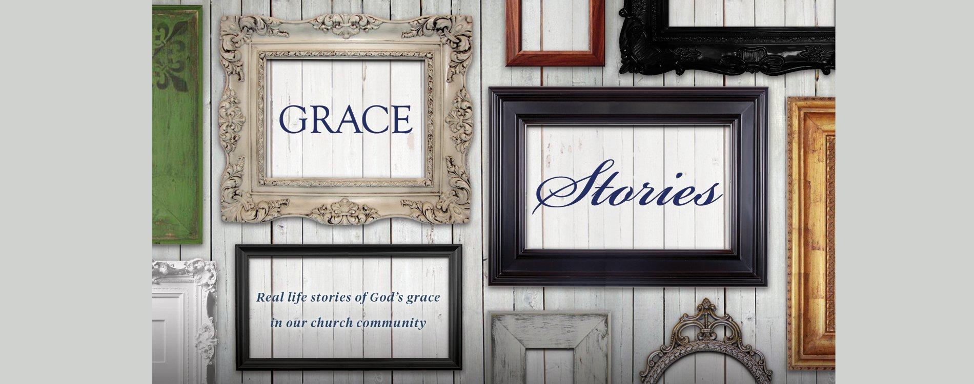 God Of All Grace: David & Rochelle T.